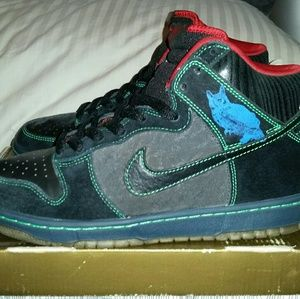 "Nike SB Dunk High • ""Twin Peaks"" • Size 9"